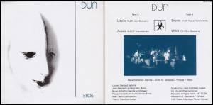 Couverture de l'album Eros du groupe DÜN