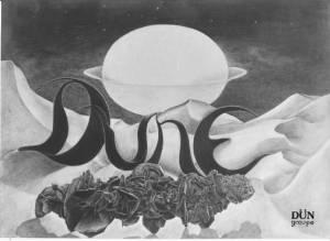 Pochette de l'album du groupe Dun