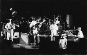 Le groupe DUN en concert