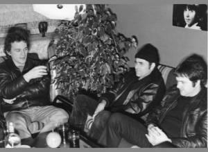 Formation Jazz Erectus 1983
