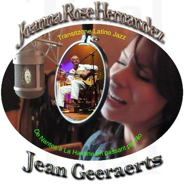 Album guitariste Joanna Hernandez et Jean Geeraerts