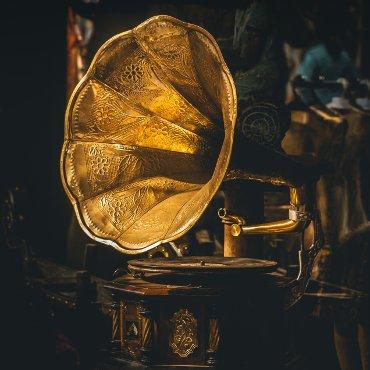Gramophone ou les archives sonores de Jean geeraerts