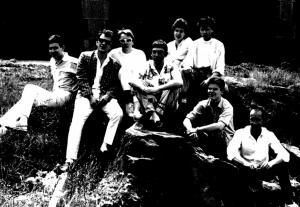 Album Un côté Rock un côté Afro - Jean Geeraerts